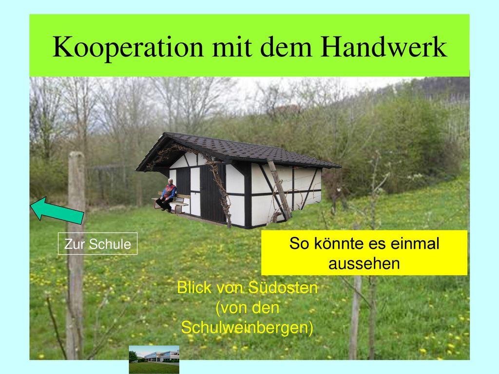 Kooperation mit dem Handwerk