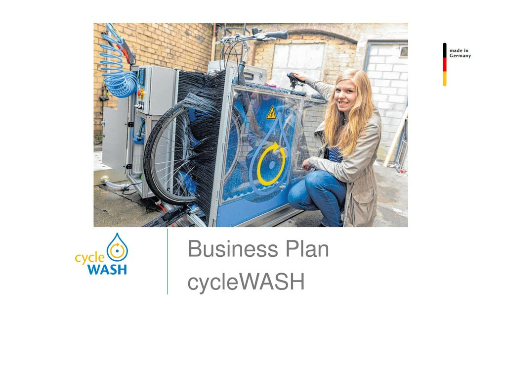Business Plan cycleWASH