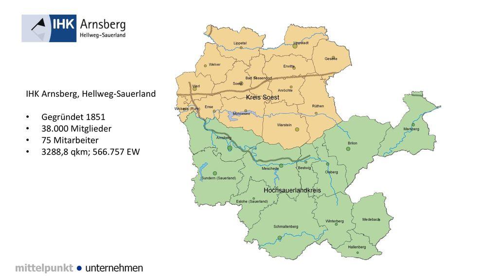 IHK Arnsberg, Hellweg-Sauerland