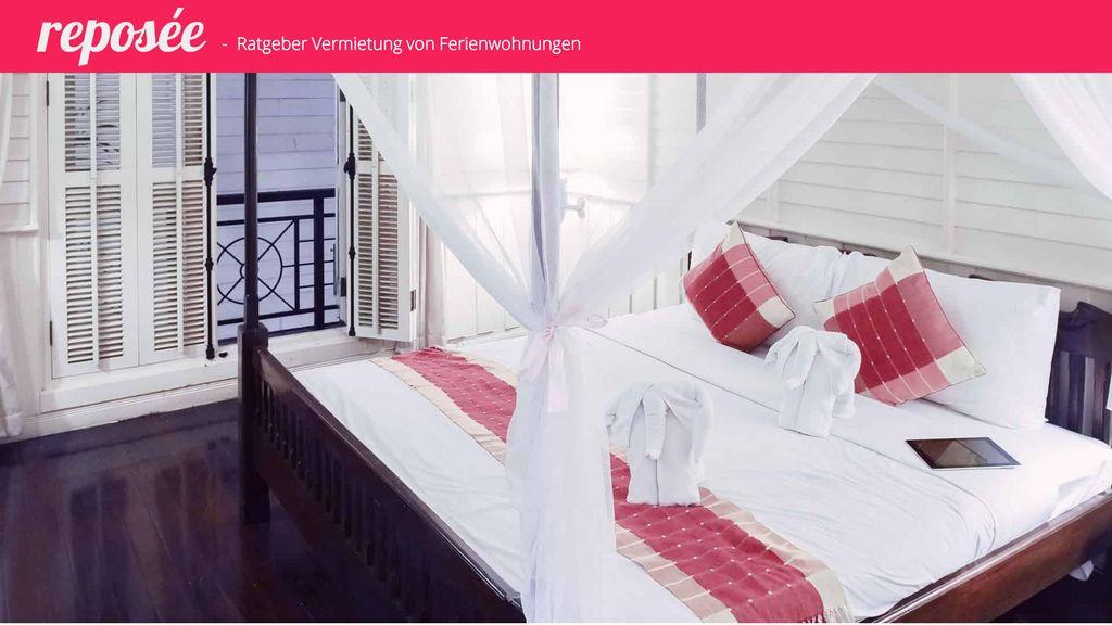 - Ratgeber Vermietung von Ferienwohnungen