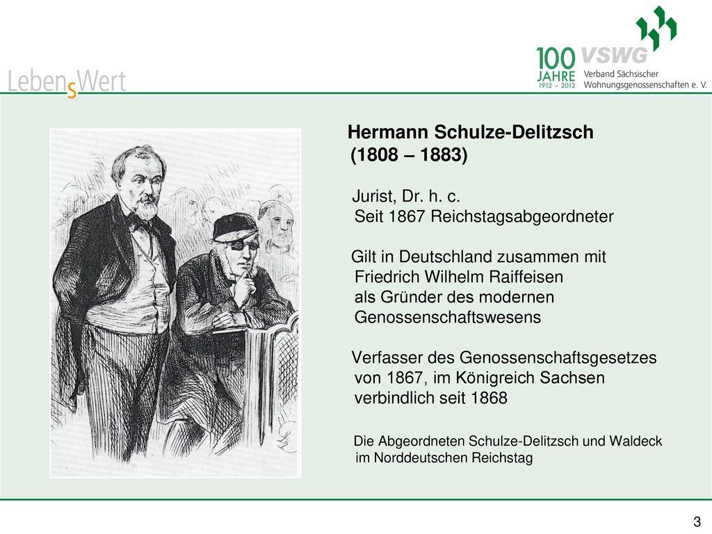 (1808 – 1883) Seit 1867 Reichstagsabgeordneter