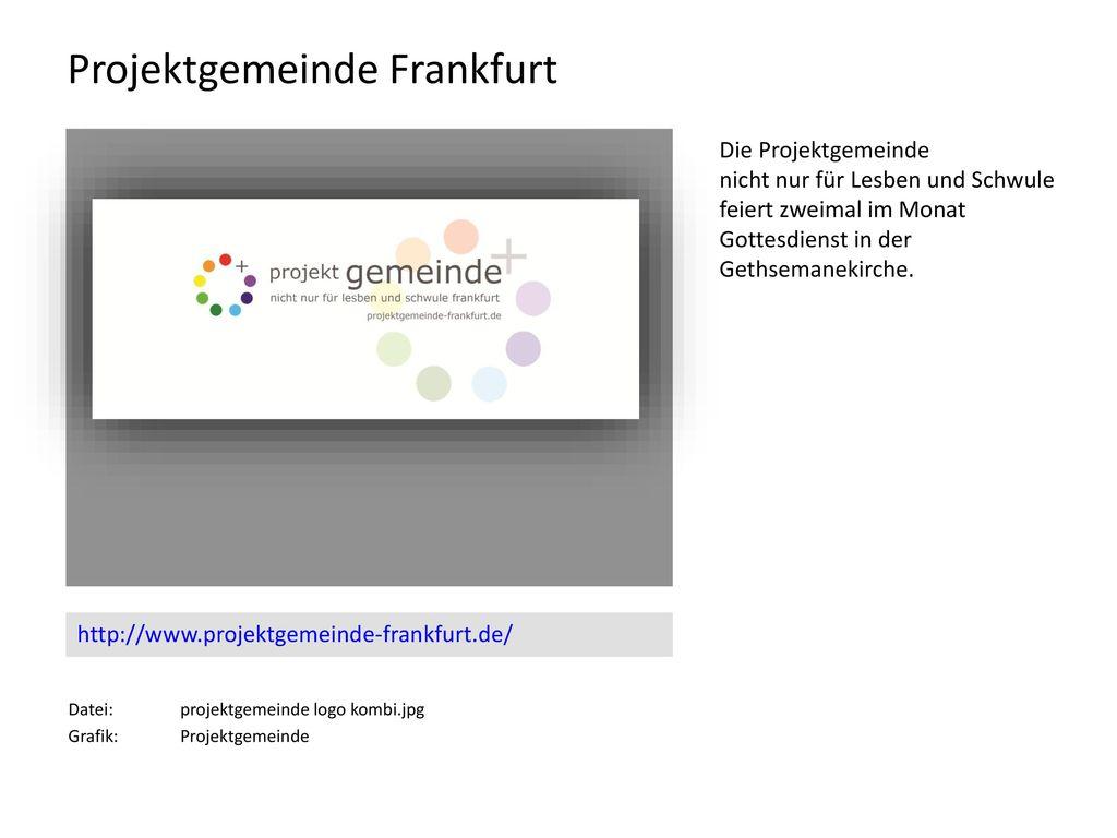 Projektgemeinde Frankfurt