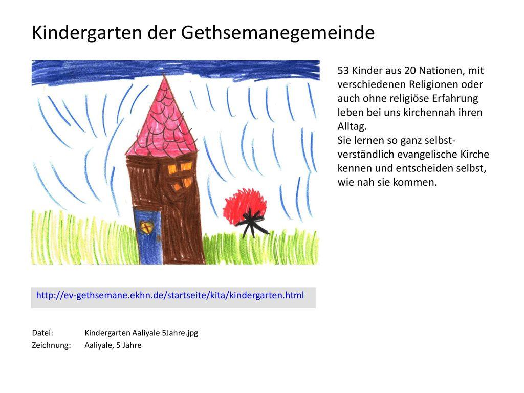 Kindergarten der Gethsemanegemeinde