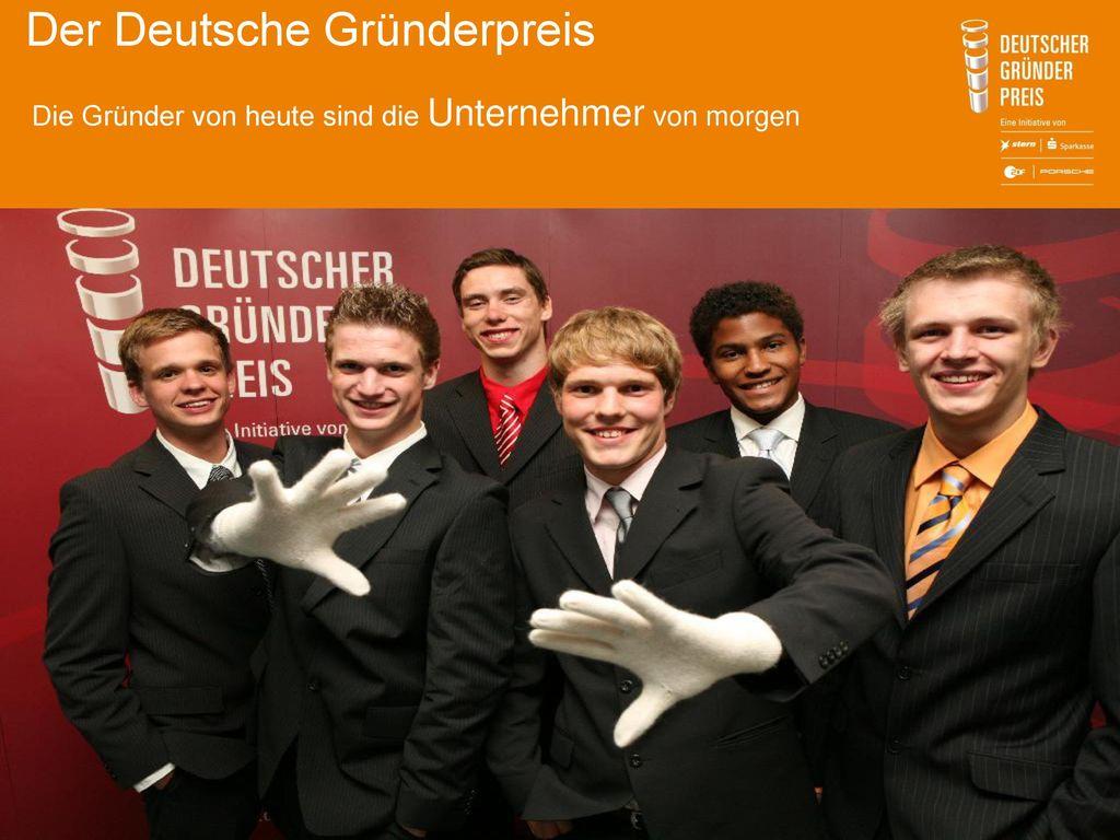 Der Deutsche Gründerpreis