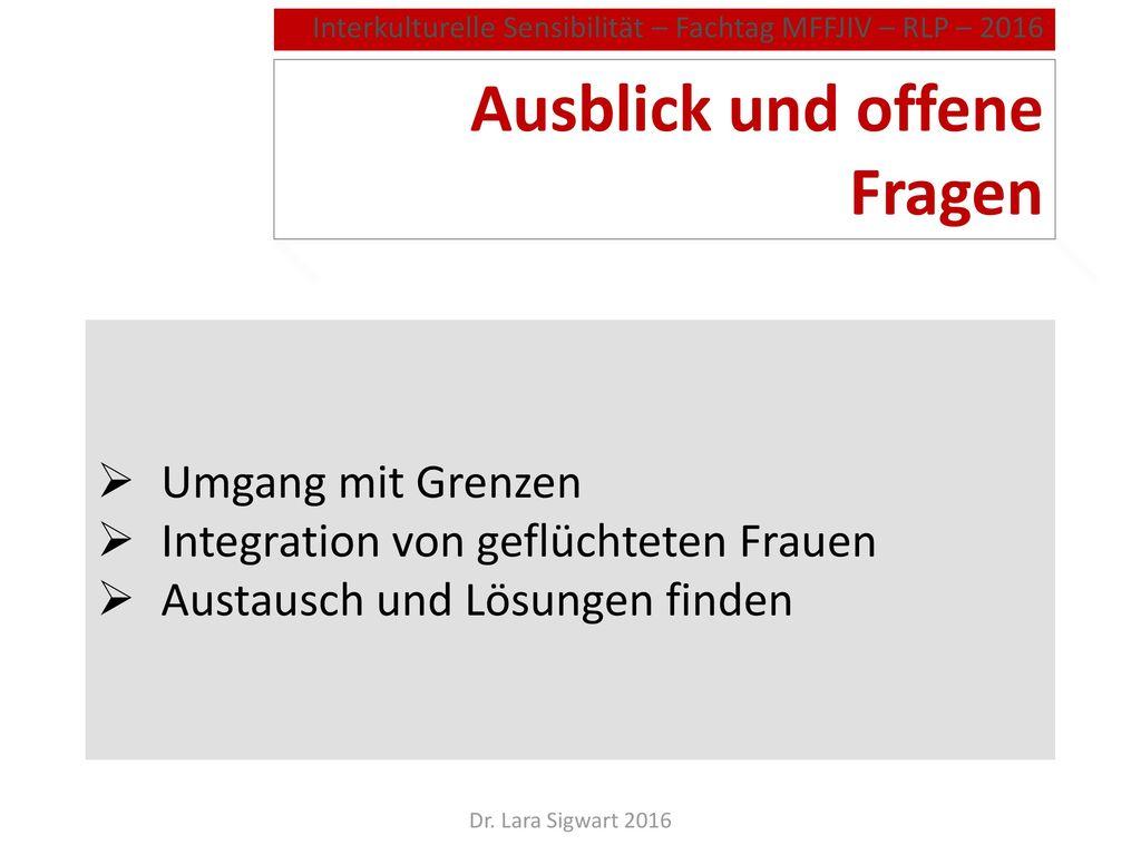 Ehrenamt: Integration durch kultursensiblen Umgang
