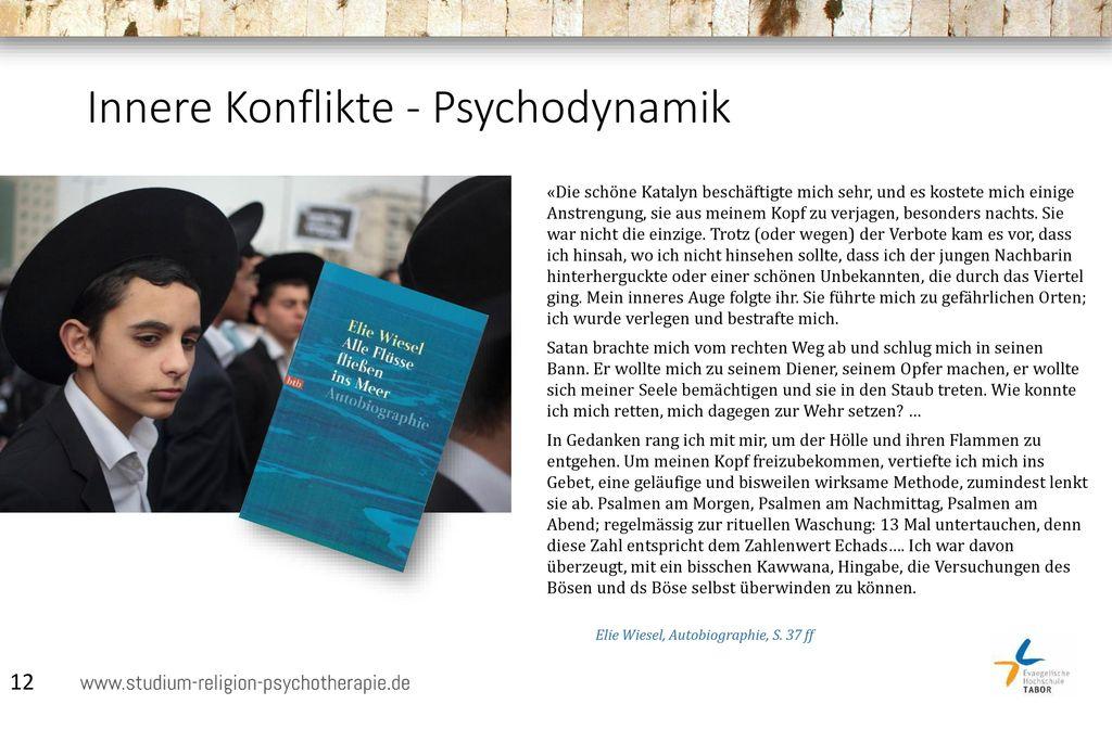 Innere Konflikte - Psychodynamik