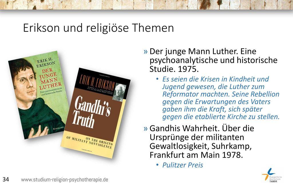 Erikson und religiöse Themen