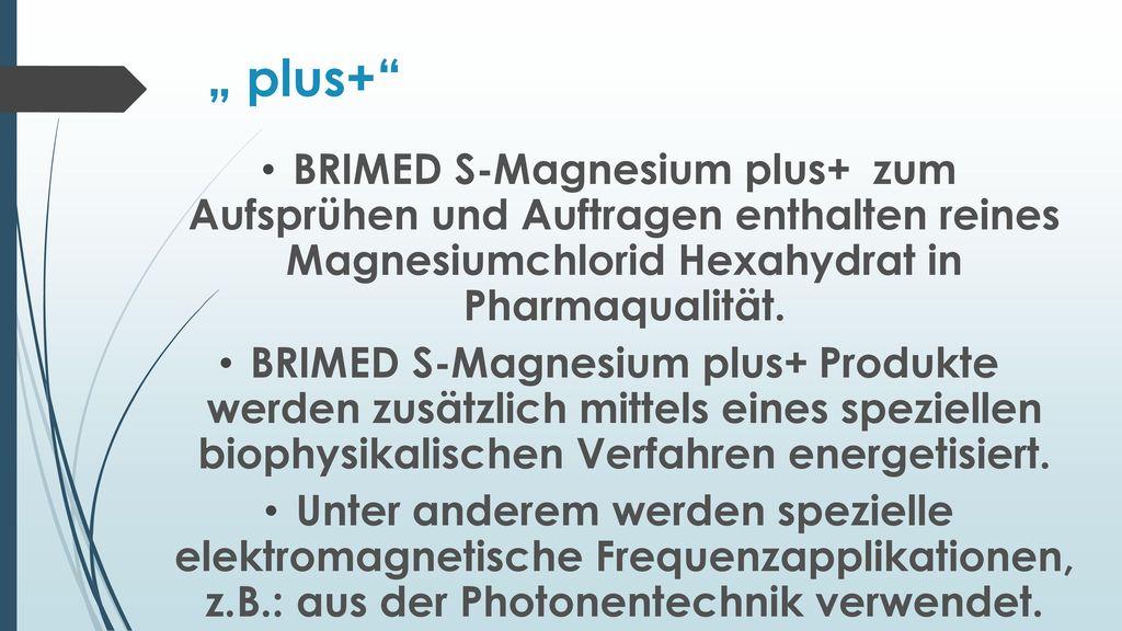 brimed s magnesium plus ppt herunterladen. Black Bedroom Furniture Sets. Home Design Ideas