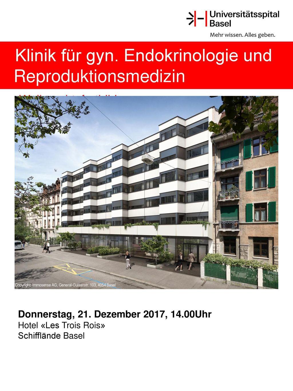 Klinik für gyn. Endokrinologie und Reproduktionsmedizin