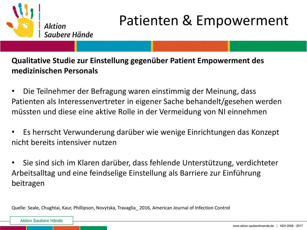 Patienten & Empowerment
