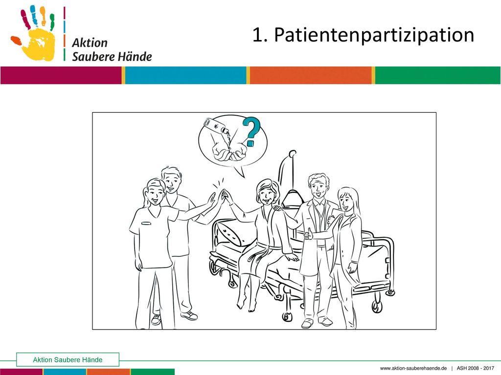 1. Patientenpartizipation