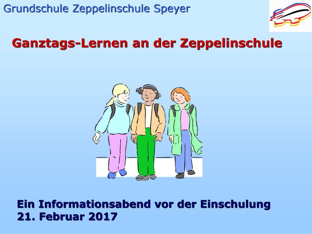 Ganztags-Lernen an der Zeppelinschule