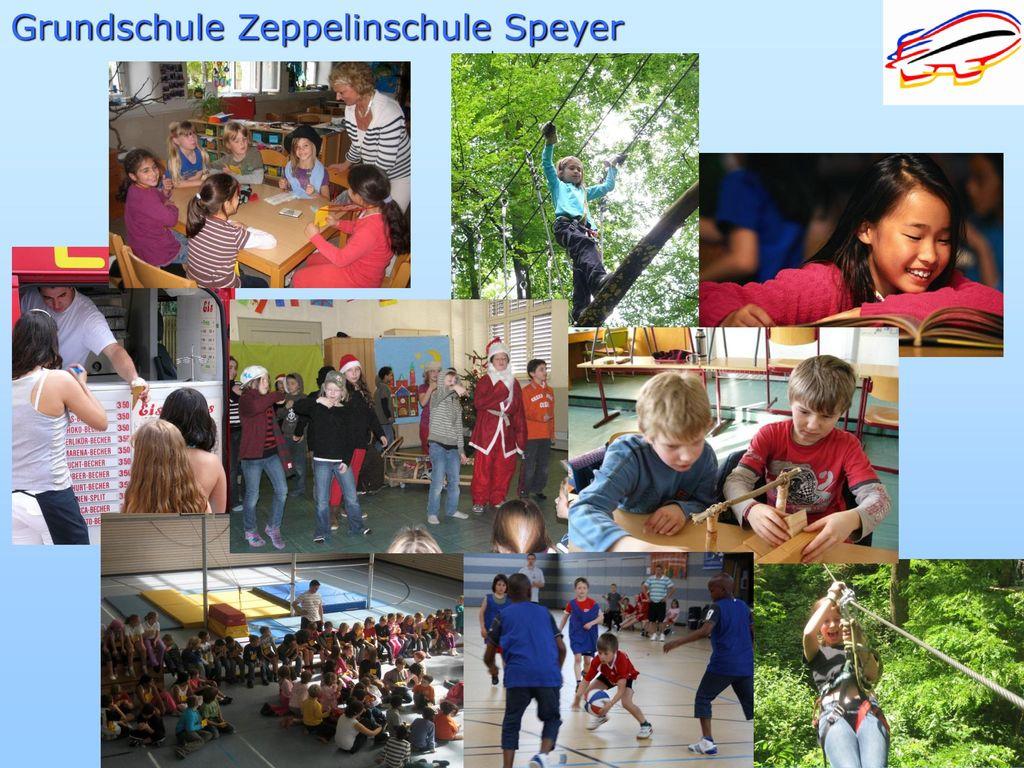 Grundschule Zeppelinschule Speyer