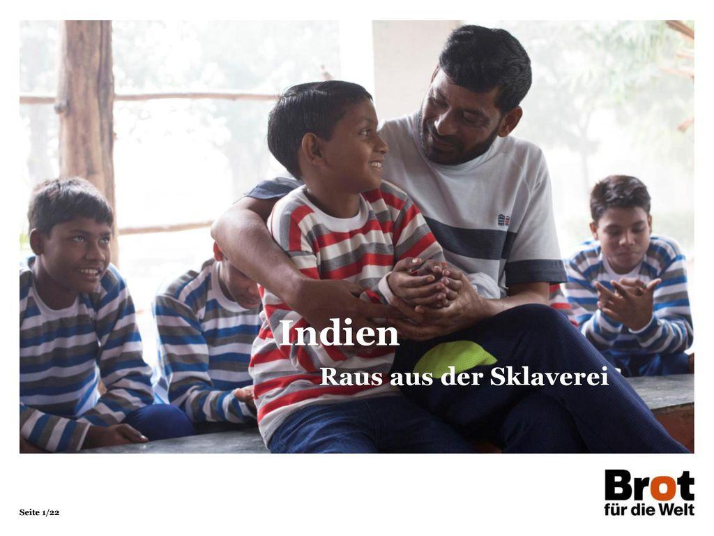Indien Raus aus der Sklaverei 1