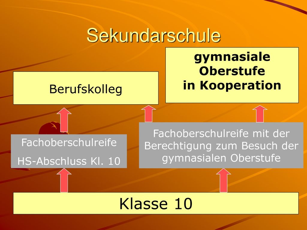 gymnasiale Oberstufe in Kooperation