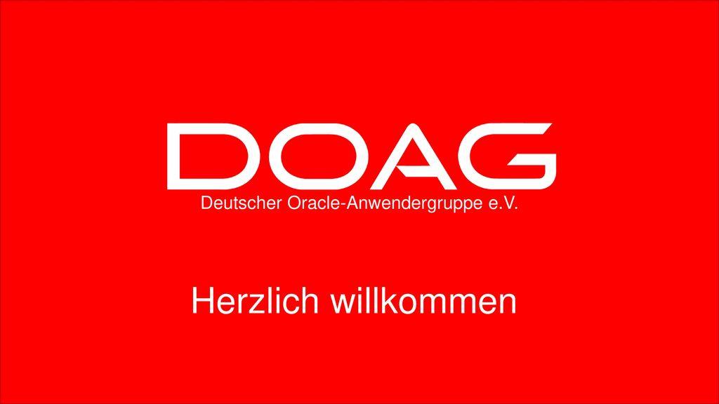 Deutscher Oracle-Anwendergruppe e.V.
