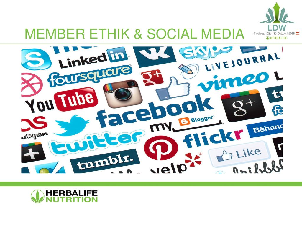 Member Ethik & social media