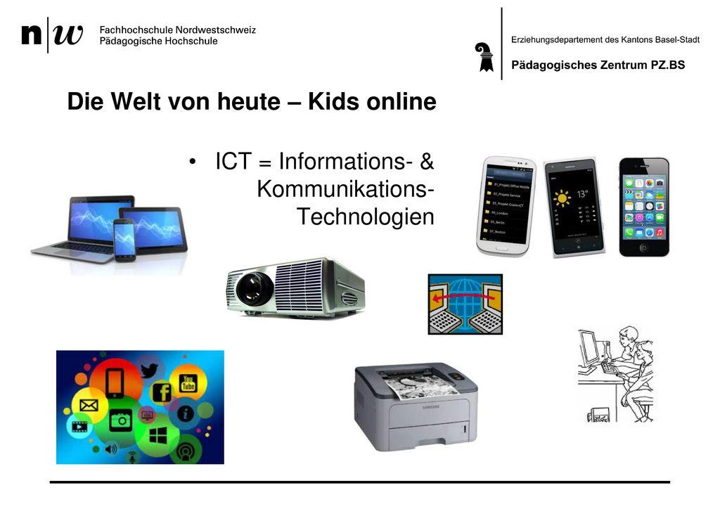 Die Welt von heute – Kids online