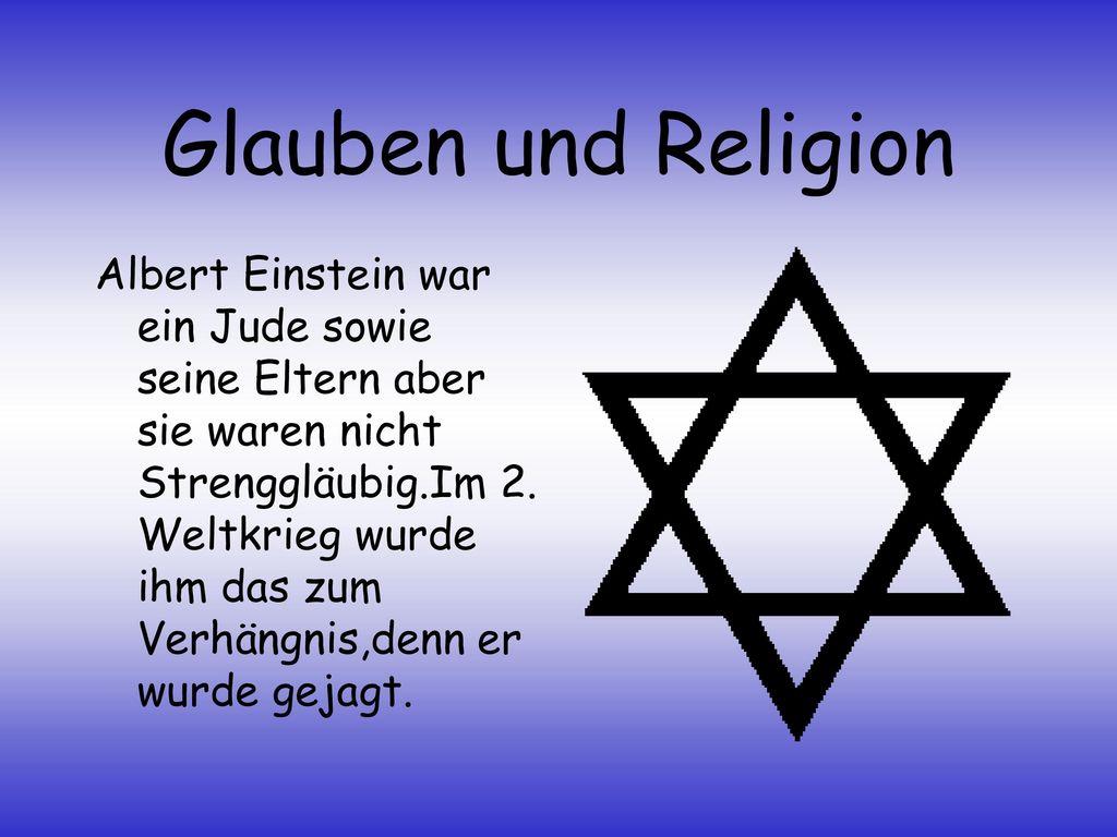 Glauben und Religion