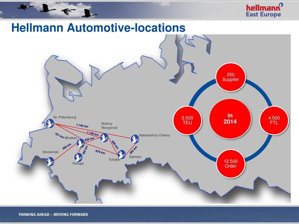 Hellmann Automotive-locations