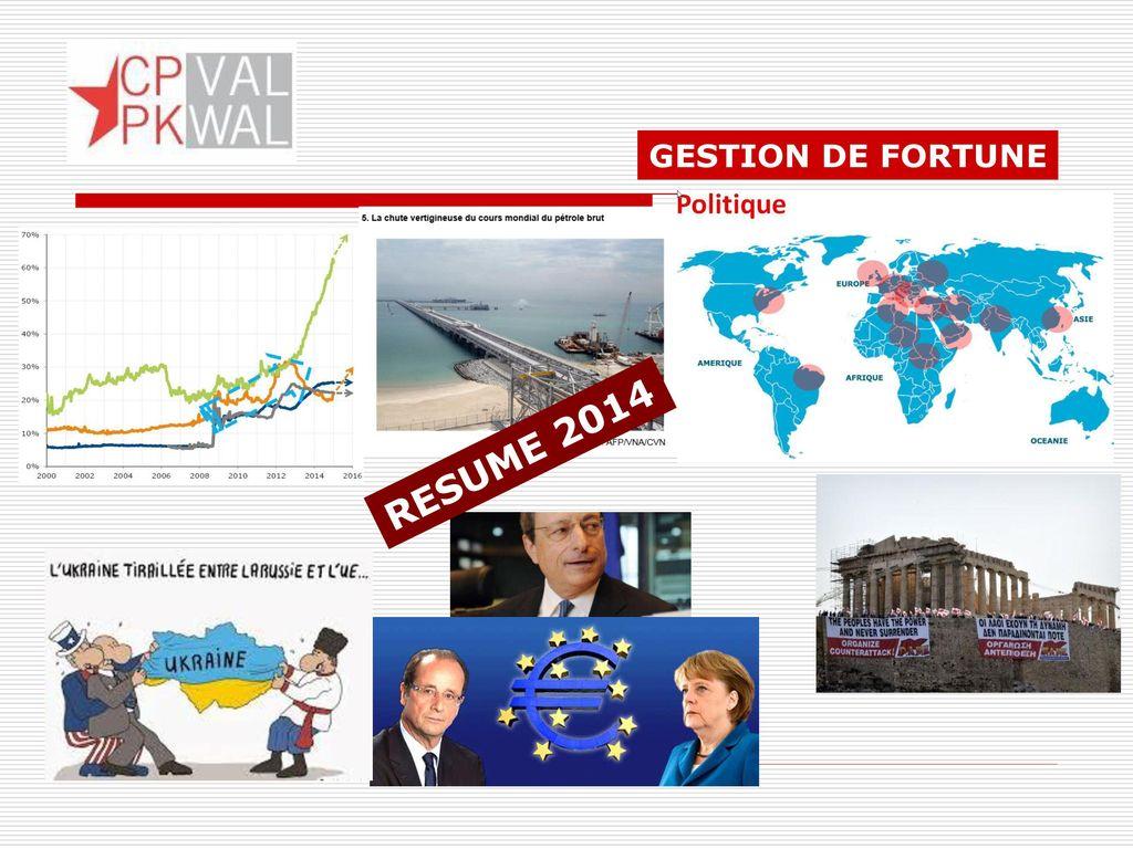 GESTION DE FORTUNE RESUME 2014 21