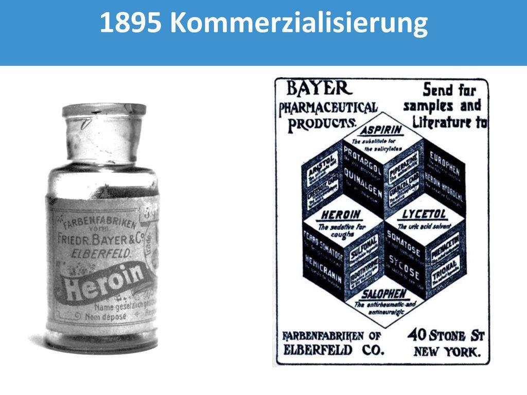 1895 Kommerzialisierung