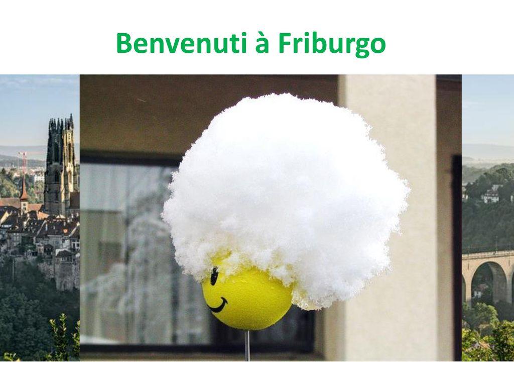 Benvenuti à Friburgo