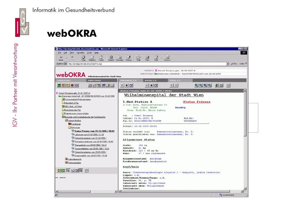 webOKRA