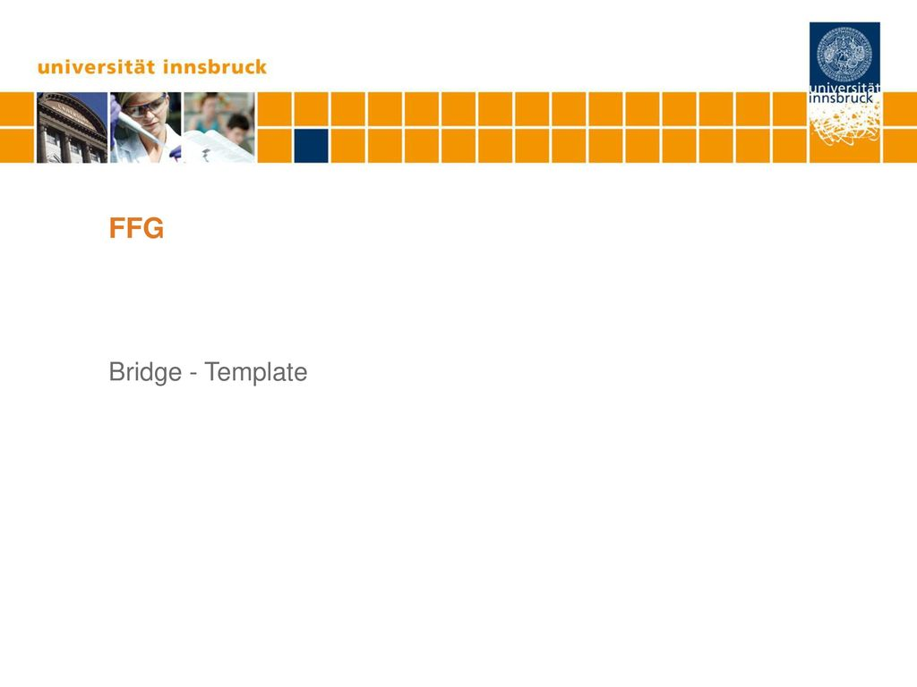 FFG Bridge - Template