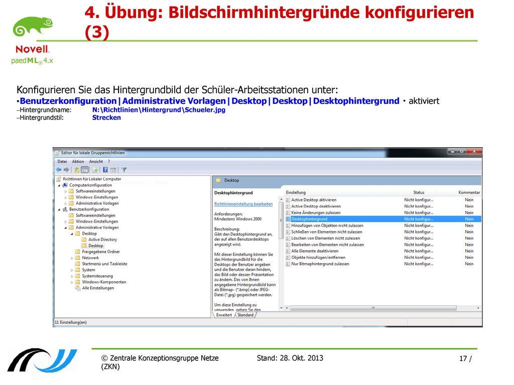 Niedlich Benutzerkonfiguration Administrative Vorlagen Ideen ...