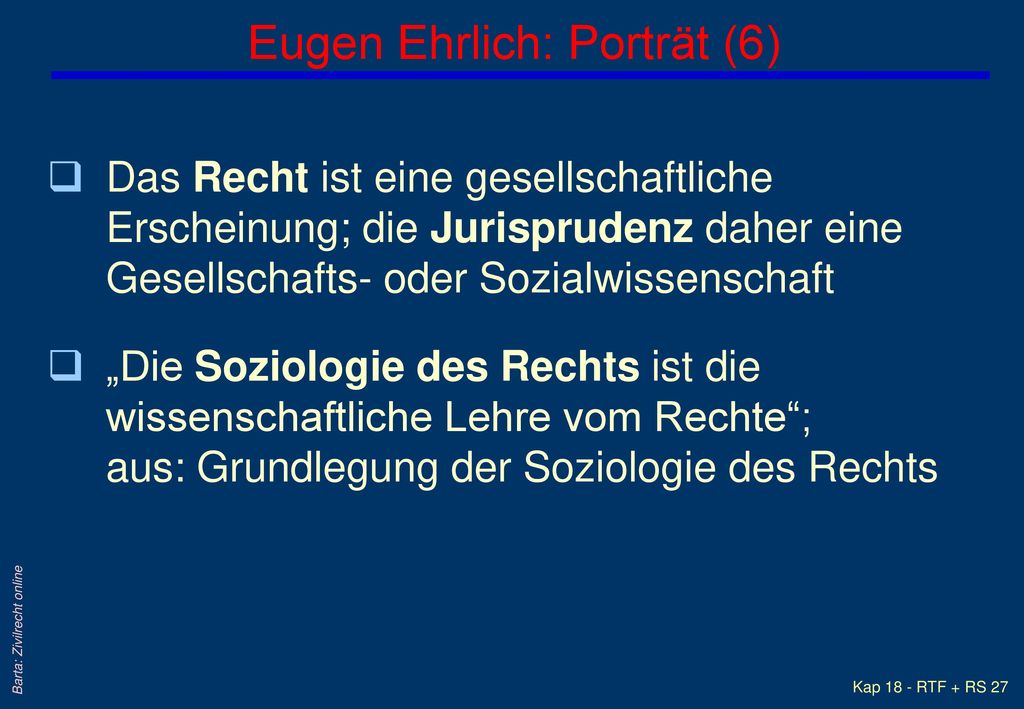 Eugen Ehrlich: Porträt (6)