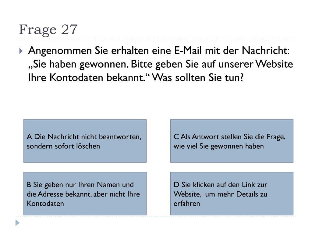 Frage 27