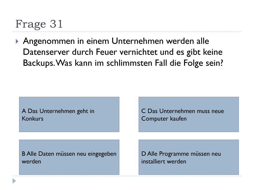 Frage 31