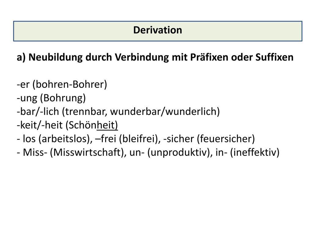 Großartig Anatomie Präfixe Und Suffixe Galerie - Menschliche ...