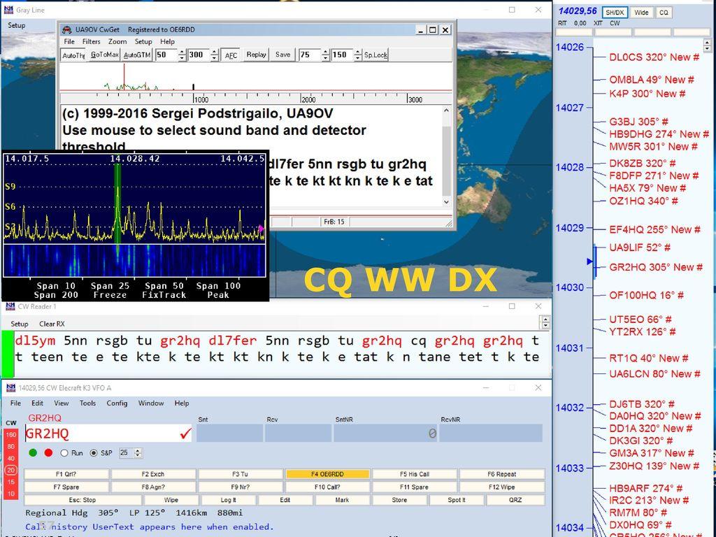 N1MM+ CQ WW DX
