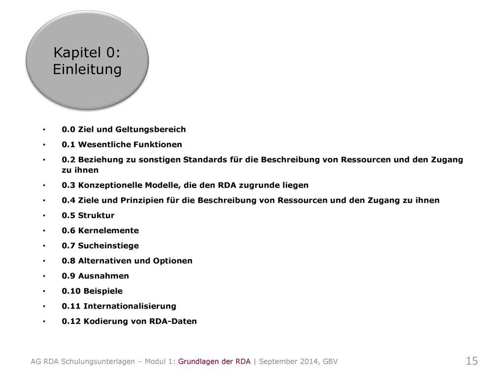 Kapitel 0: Einleitung 0.0 Ziel und Geltungsbereich. 0.1 Wesentliche Funktionen.