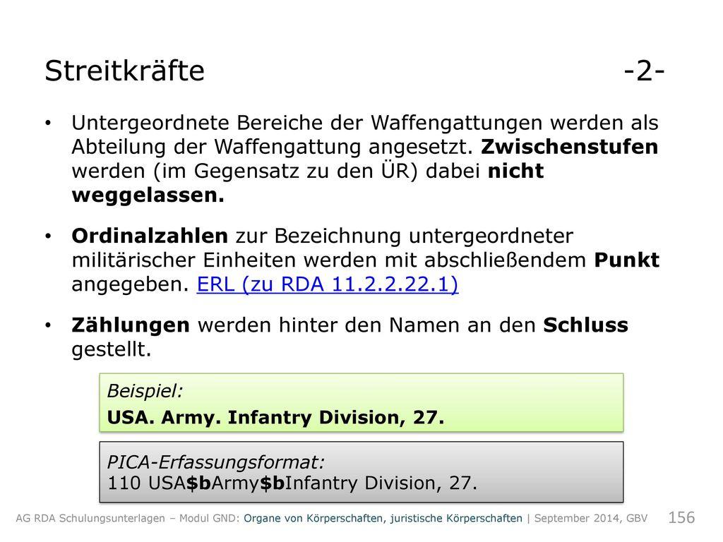 Streitkräfte -2-