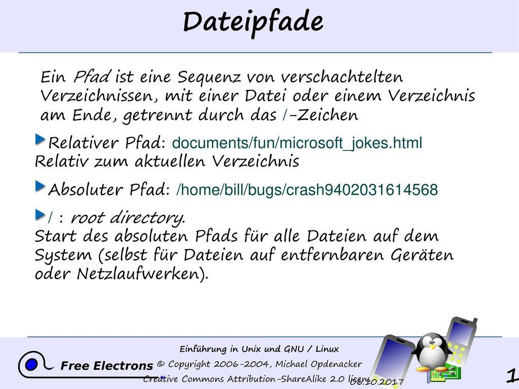 Dateipfade