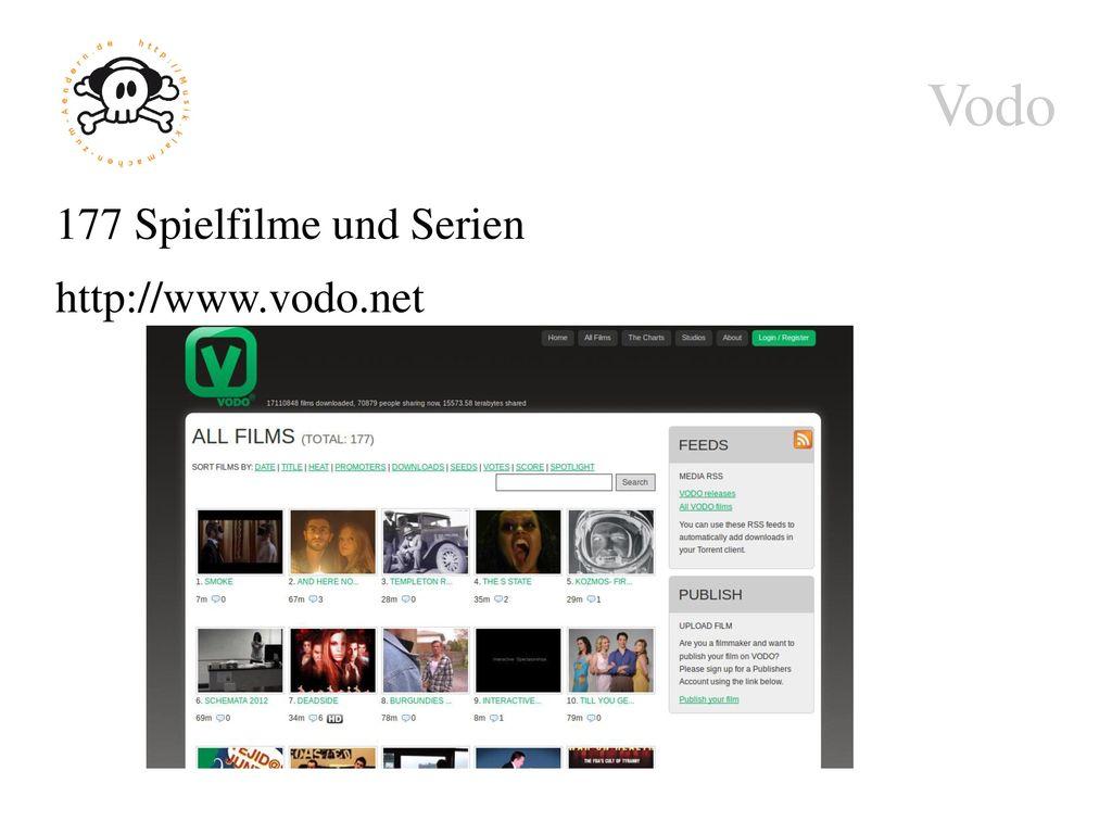 Jamendo Über 370.00 Songs http://jamendo.com