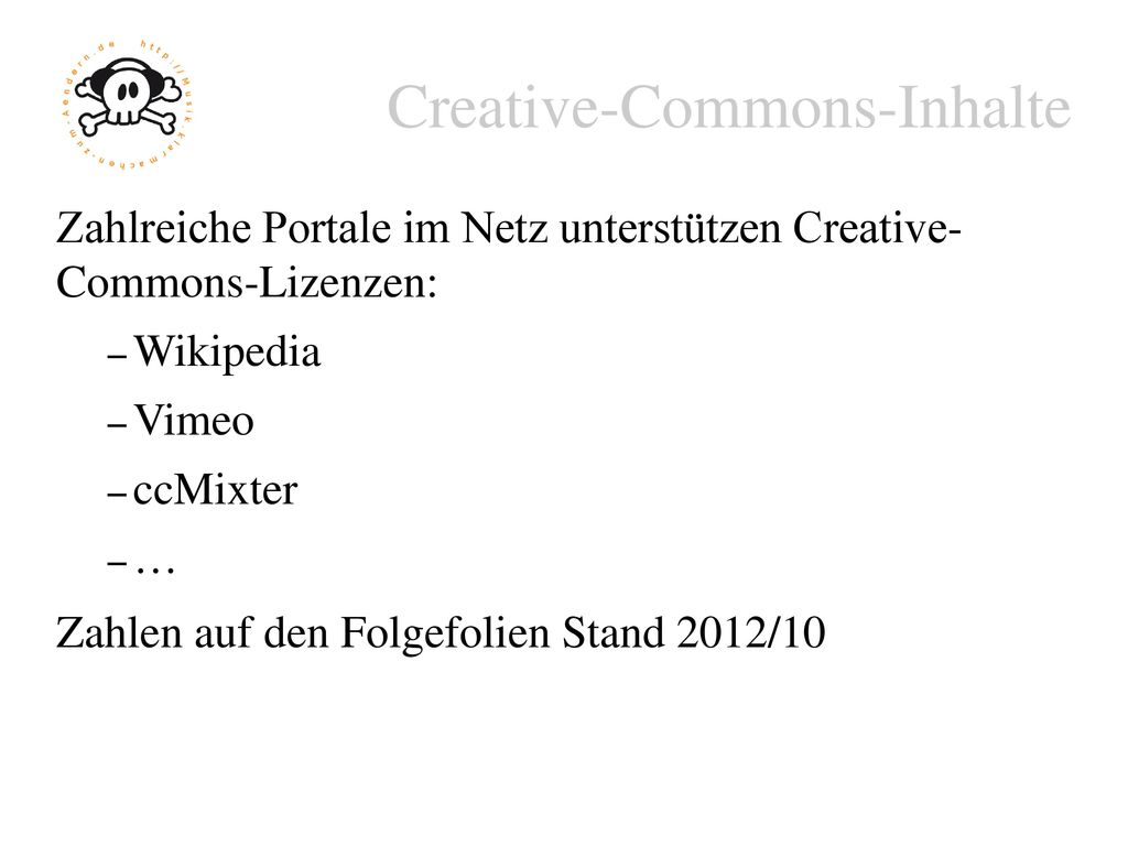Creative-Commons-Musik