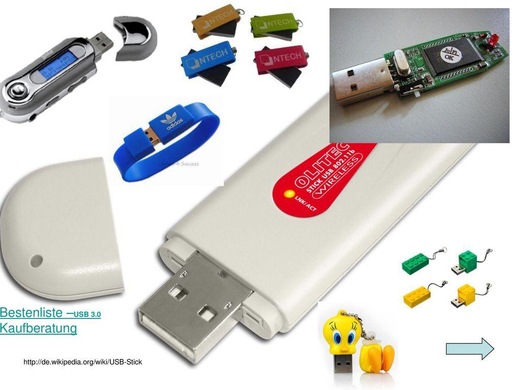 Bestenliste –USB 3.0 Kaufberatung