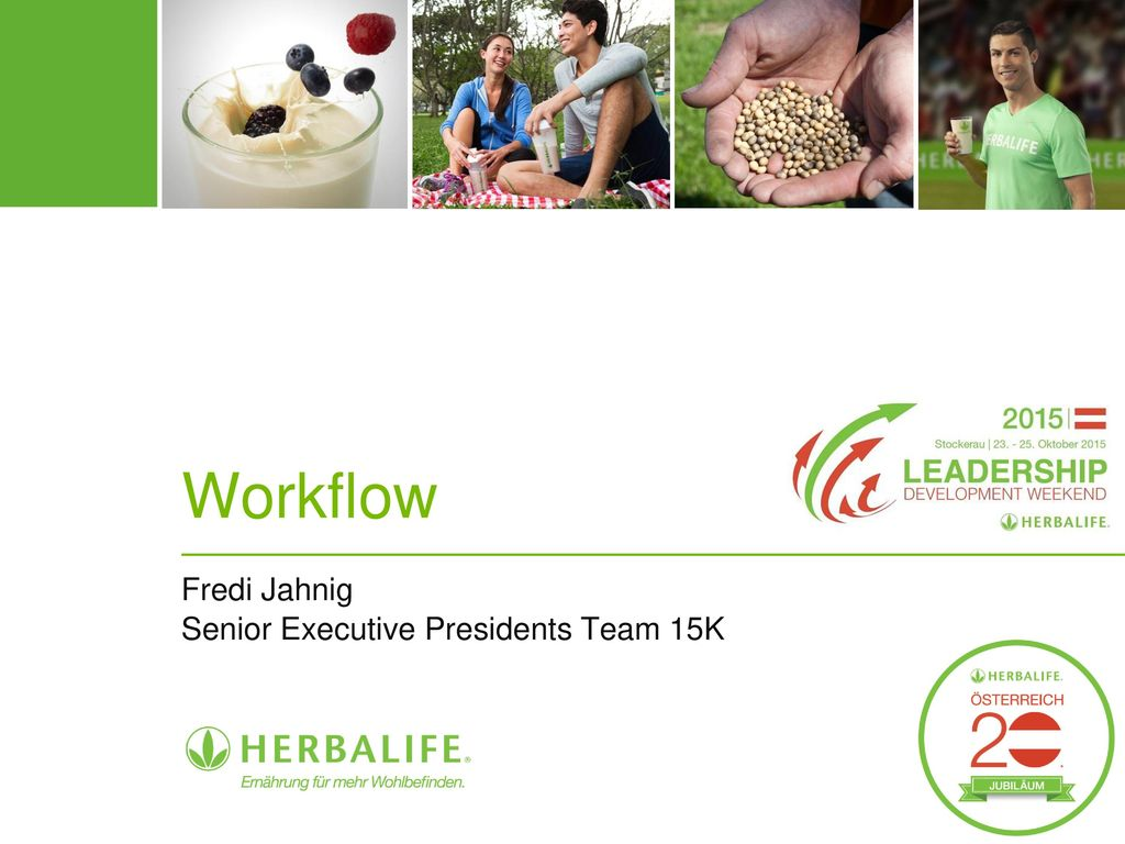Fredi Jahnig Senior Executive Presidents Team 15K