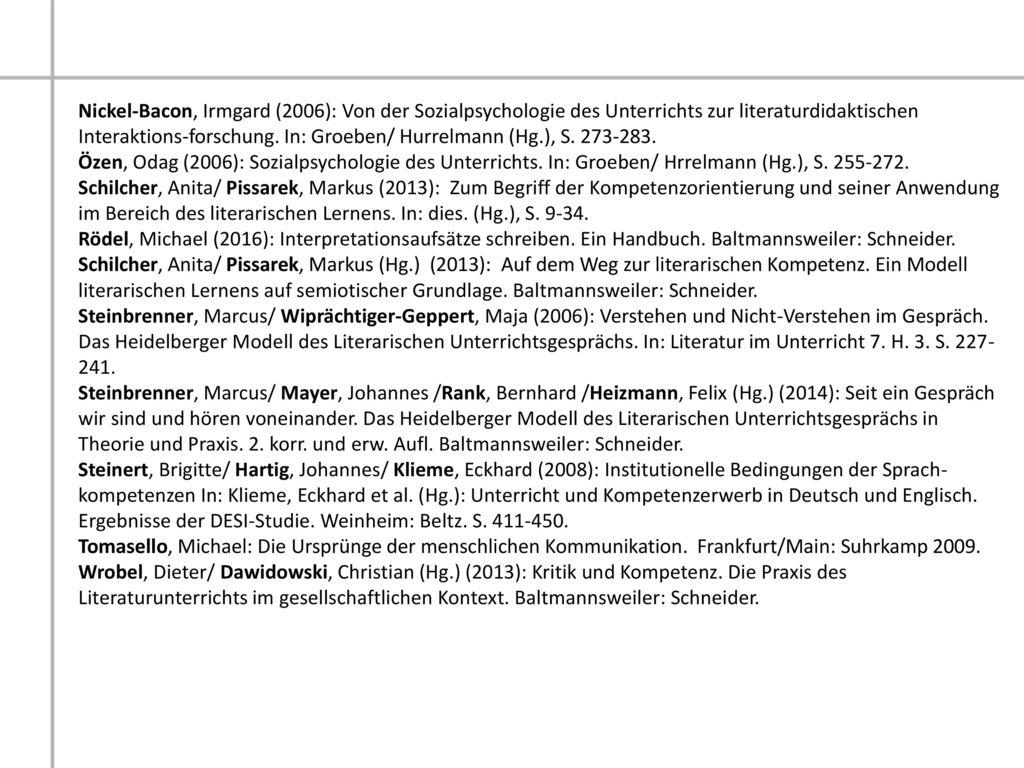 Fuchs, Thomas: Verkörperung, Sozialität und Kultur