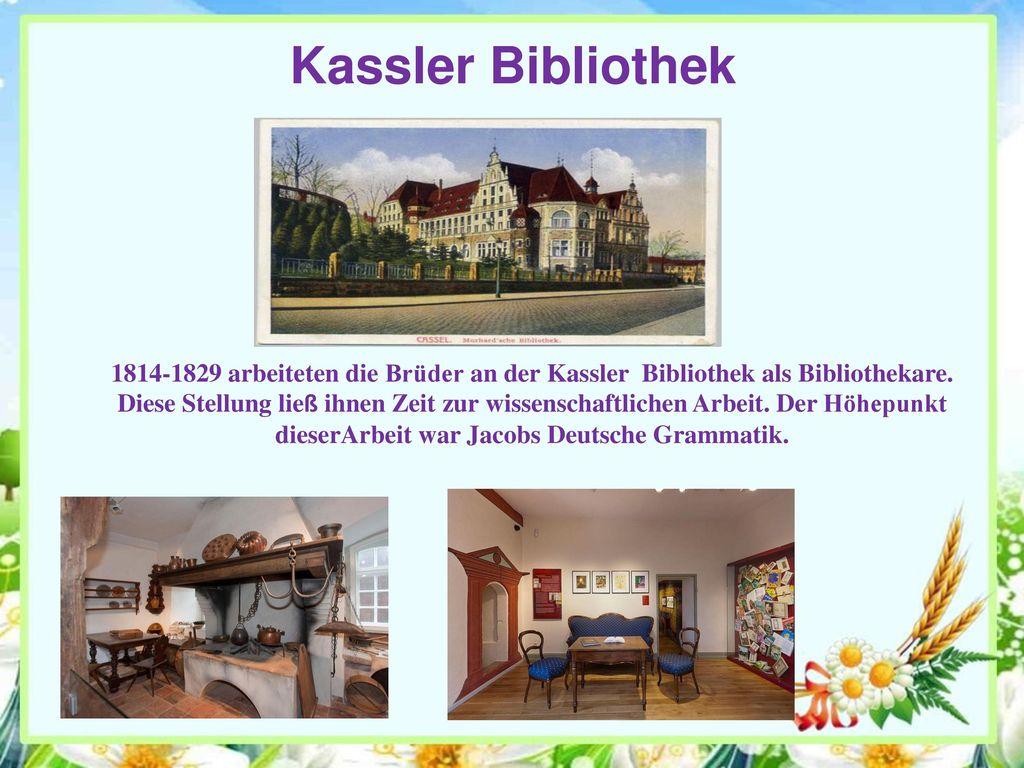 Kassler Bibliothek