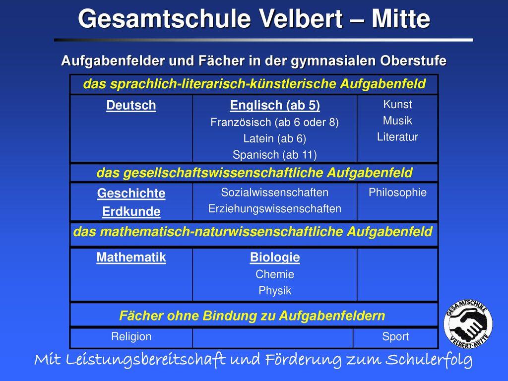 Gesamtschule Velbert – Mitte