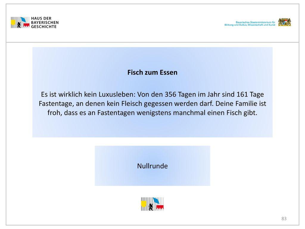 Fisch zum Essen