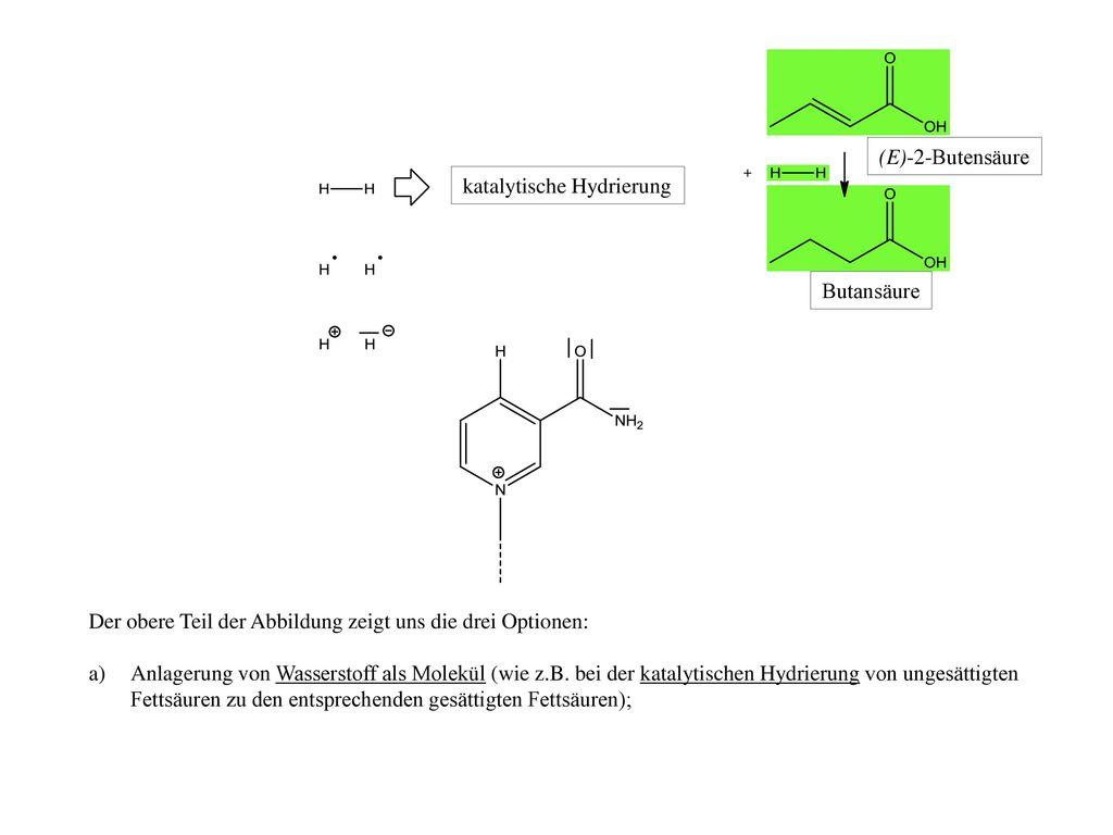 katalytische Hydrierung