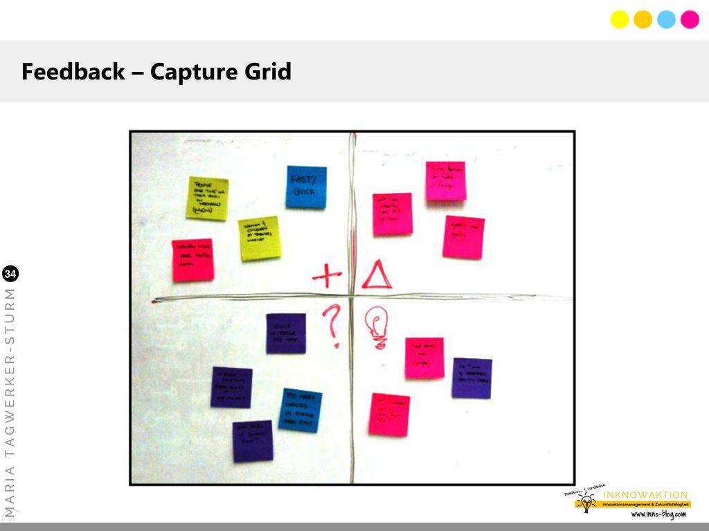 Feedback – Capture Grid