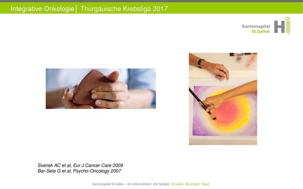 Svensk AC et al, Eur J Cancer Care 2009