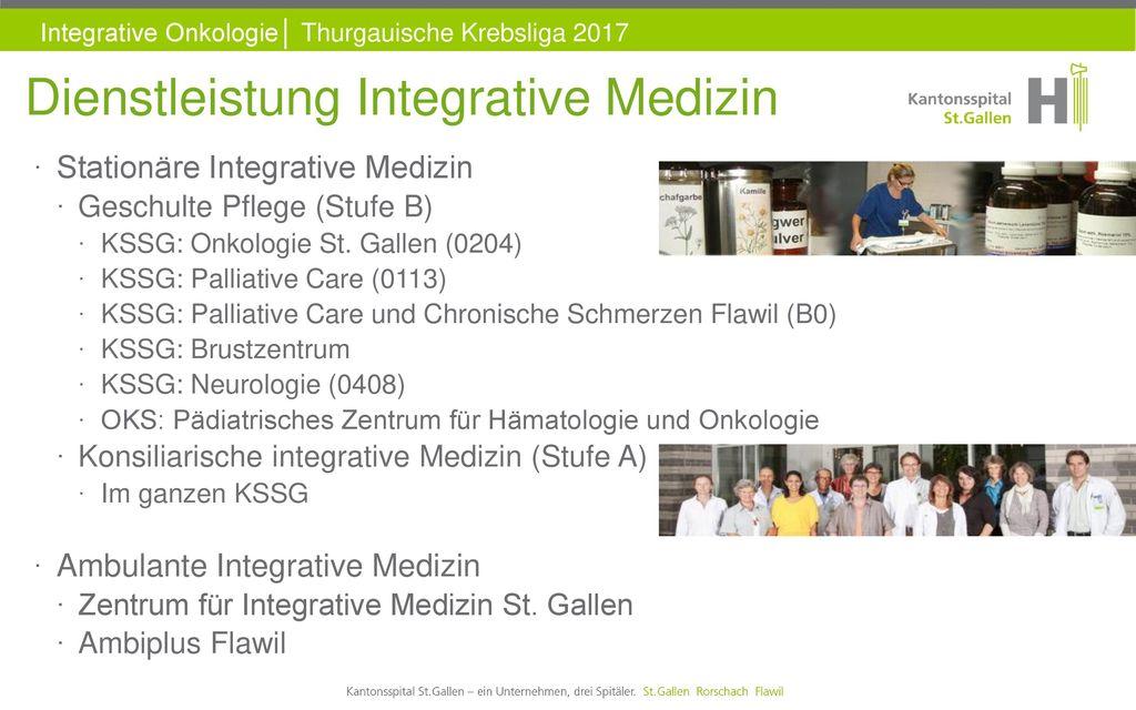 Dienstleistung Integrative Medizin